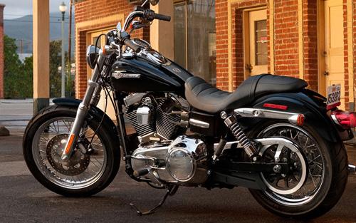 海外製の大型バイク