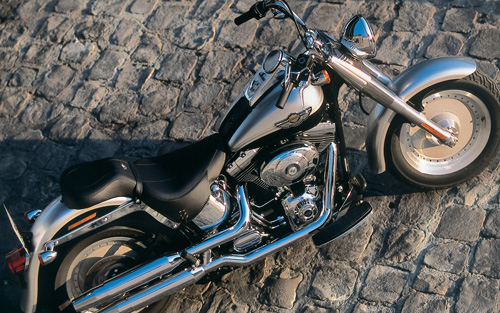 バイクの最高速